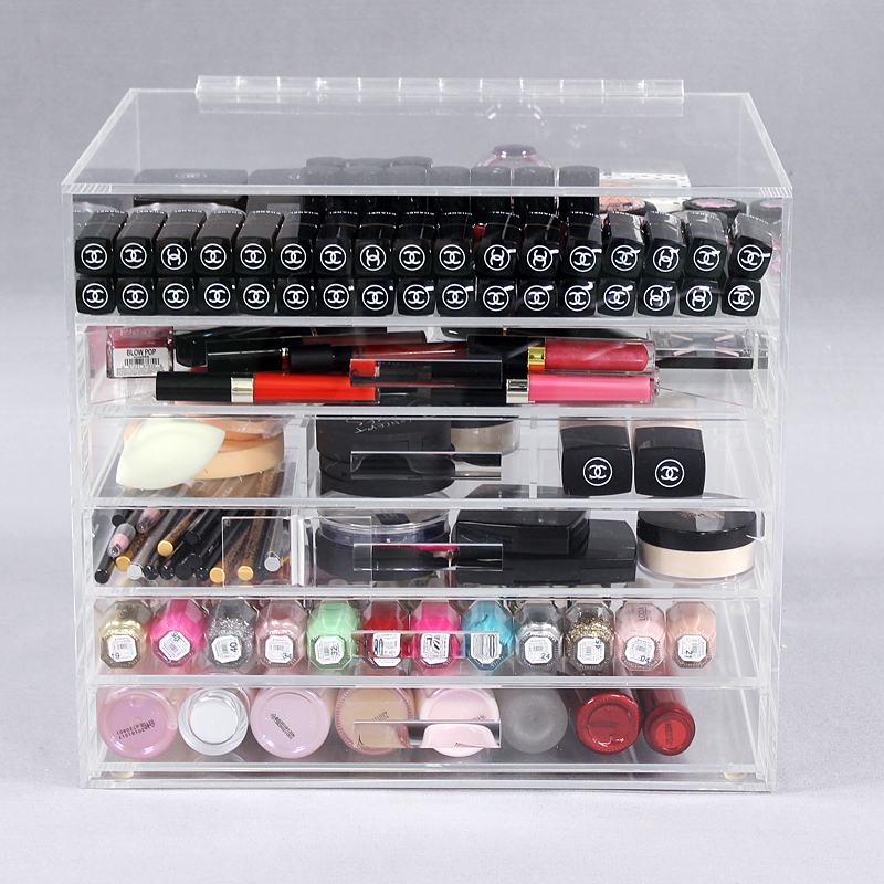 Acrylic Storage Boxes