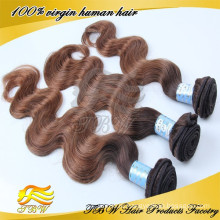 100% Виргинские европейские человеческие волосы покупателей из США
