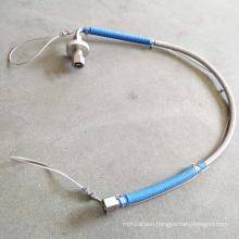 Stainless Steel filling oxygen hose