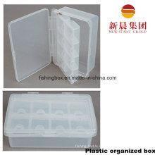 8 Небольшой Пластиковой Коробке Отсека