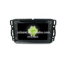 ¡Cuatro nucleos! DVD del coche de Android 6.0 para GMC con 7 pulgadas de pantalla táctil capacitiva / GPS / Enlace espejo / DVR / TPMS / OBD2 / WIFI / 4G