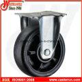 5-Zoll-Nylon-Fixed Caster mit Hochtemperatur-Rad