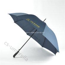 """Breiter Gebrauch 27 """"Werbungs-gerader Regenschirm im Freien (YSS0111)"""