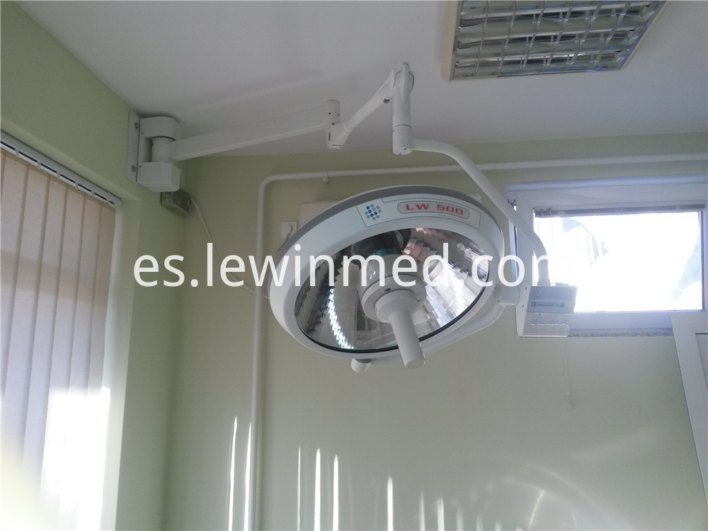 High quality halogen light