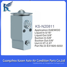 Válvula de expansão automática de ar condicionado para HYUNDAI