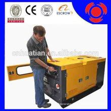 Quiet Generators Portable Standby Diesel Generator