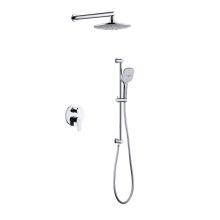 In-Wall Bathroom Copper Shower Set