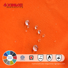 Waterproof/ water&oil repellent fire resistant fabric for protective clothing
