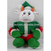 stuffed Christmas toys