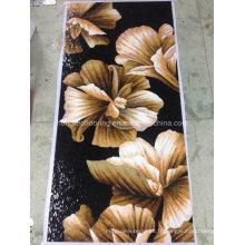 Carrelage mural en mosaïque en verre de motif de fleurs (HMP848)