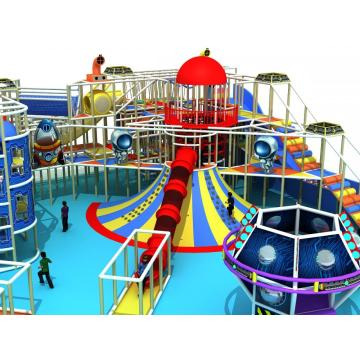 Imagine o mundo de diversões Indoor Play Space para venda