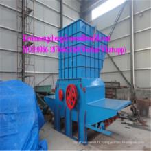 Déchiqueteuse mobile de moteur diesel de déchiqueteuse de tambour de machine en bois de souche