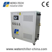 -35c 3.8kw Energy Saving Water Cooled Screw Compressor Low Temp Chiller