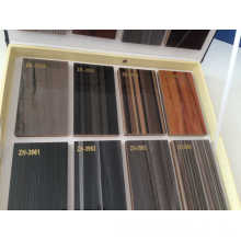 Table de MDF en bois brillant en bois pour meubles de cuisine (4X8)