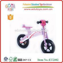 Jouets en bois pour enfants Balance Bike