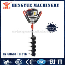 ground drill earth hand auger hand auger drilling machine manual hand milling machine