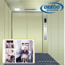 Больница сайдинг двери лифта пациента к постели
