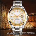 2016 nouvelle montre à quartz de style, montre en acier inoxydable de mode Hl-Bg-192