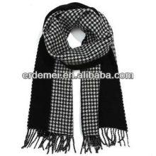 Бизнес толстый мужчин шерстяной шарф