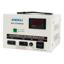 home voltage stabilizer SVC-D1000VA 1KW ANDELI group