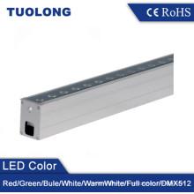 1000mm RGB DMX Control 24W Inground LED Light Linear Underground Light
