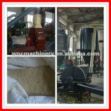 WPC grinder machinery