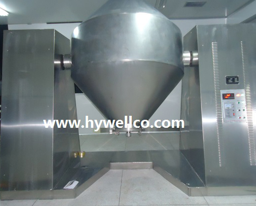 MQ Resin Vacuum Dryer Machine