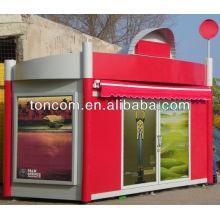 BKH-38 est un kiosque moderne moderne pour la vente de magazines