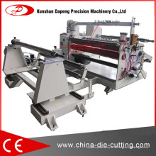 Automatische Kraftpapier-Rollenschneidemaschine