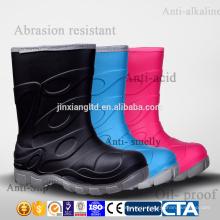 JX-916 CE красочные ПВХ детей дождь сапоги & резиновый сапог дождь для детей