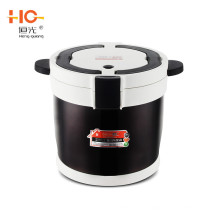 2019 Newest design kitchen appliance stainless steel vacuum thermal cookware set