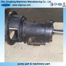 Ductile Iron Centrifugal Pump Goulds 3196 Pump Parts Power End