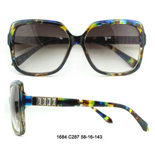 2017 Custom sunglasses stylish spectacles frames