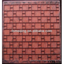 Фошань шаблон красный пейзаж мозаика мощения