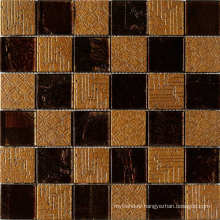 8mm Crystal Glass Mosaic for Decoration