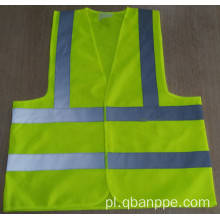 EN1150 warning Kamizelka odblaskowa Safety Children Vest