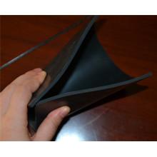 Vulcanized Black SBR Rubber Sheet / Pad/Roll