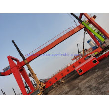 Container Gantry Cranes 100t with Rail Outdoor