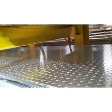 aluminum diamond checkered plate