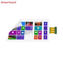 Feuille transparente avancée de 100 pouces Touch Foil