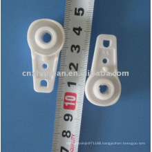 Awning components-Plastic Curtain Track Runner ,curtain rail runner with steel bead inside,curtain accessories