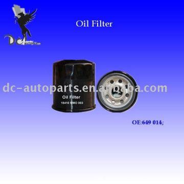 Lancia Spin-On Filtro De Óleo 649014