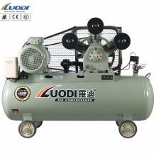 Compresor de aire accionado por correa W 3 cabezal CA 8bar