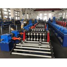 Crash Barrier Guardrail Rolling Machine