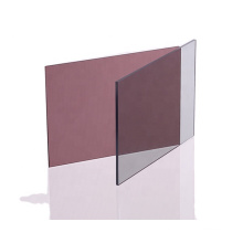 Plastic roofing sheet solid polycarbonate sheet for canopy