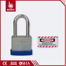 Cadeado laminado durável e resistente à corrosão BD-J42 com chave mestra