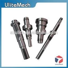 ShenZhen OEM Aluminium Steel Shaft CNC Lathe Parts