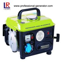 Gerador de gasolina 0.8kw para uso doméstico