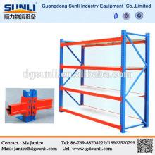 Estante de Metal liviano de almacén de China Rack proveedor Q235B
