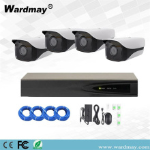 4CH 3.0MP Camera Bullet Camera PoE NVR Kit